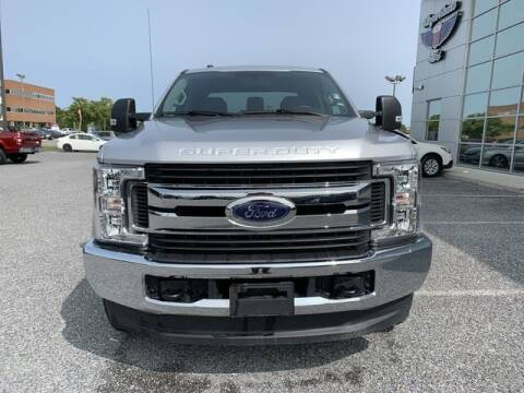 2019 Ford F-250 Super Duty for sale at King Motors featuring Chris Ridenour in Martinsburg WV