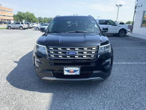 2016 Ford Explorer for sale at King Motors featuring Chris Ridenour in Martinsburg WV