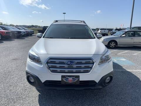 2017 Subaru Outback for sale at King Motors featuring Chris Ridenour in Martinsburg WV