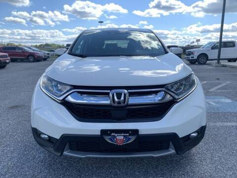 2018 Honda CR-V for sale at King Motors featuring Chris Ridenour in Martinsburg WV