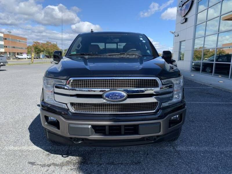 2019 Ford F-150 for sale at King Motors featuring Chris Ridenour in Martinsburg WV