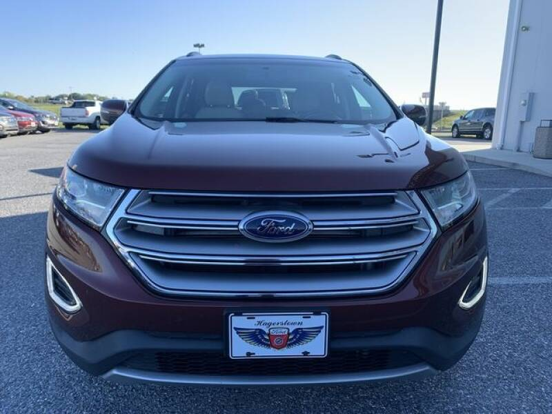 2015 Ford Edge for sale at King Motors featuring Chris Ridenour in Martinsburg WV