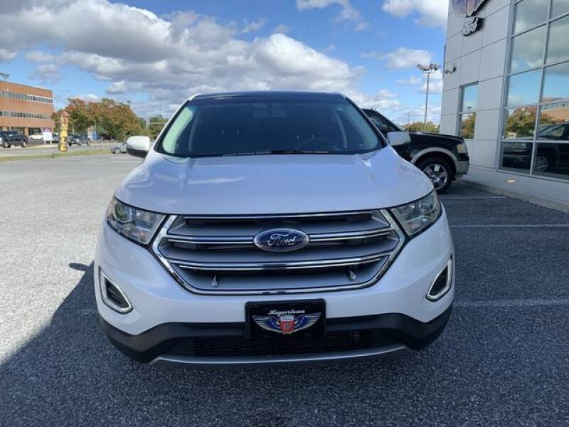 2018 Ford Edge for sale at King Motors featuring Chris Ridenour in Martinsburg WV