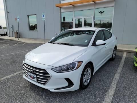 2018 Hyundai Elantra for sale at King Motors featuring Chris Ridenour in Martinsburg WV