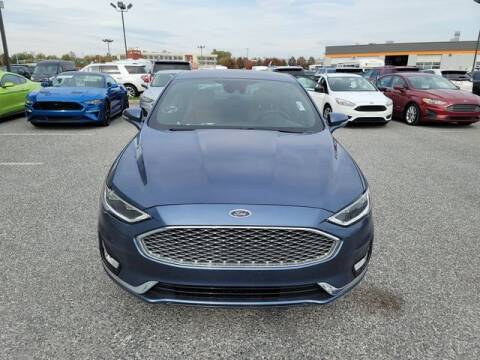 2019 Ford Fusion Energi for sale at King Motors featuring Chris Ridenour in Martinsburg WV