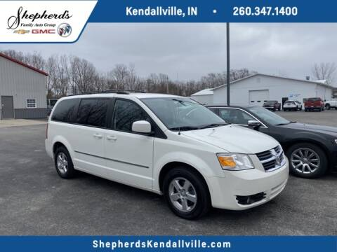 2010 Dodge Grand Caravan SXT for sale at Shepherd's Buick-GMC in Kendallville IN
