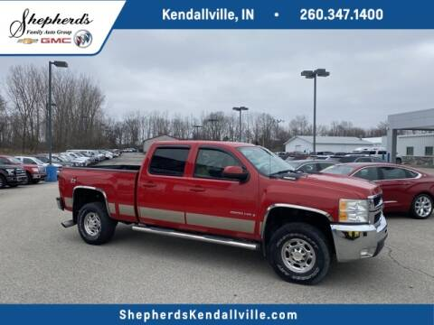 2007 Chevrolet Silverado 2500HD for sale at Shepherd's Buick-GMC in Kendallville IN