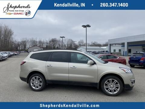 2015 Chevrolet Traverse LT for sale at Shepherd's Buick-GMC in Kendallville IN