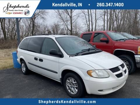 2004 Dodge Grand Caravan SE for sale at Shepherd's Buick-GMC in Kendallville IN
