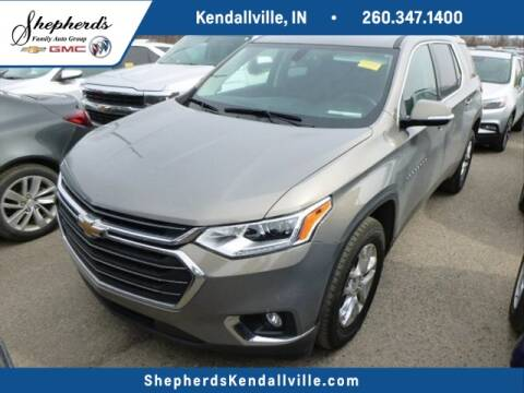 2018 Chevrolet Traverse LT Cloth for sale at Shepherd's Buick-GMC in Kendallville IN