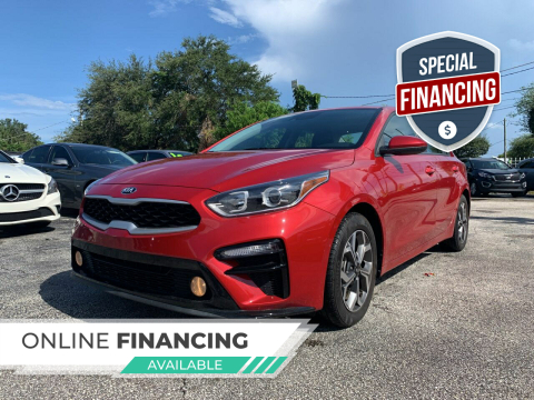 2019 Kia Forte for sale at Bargain Auto Sales in West Palm Beach FL