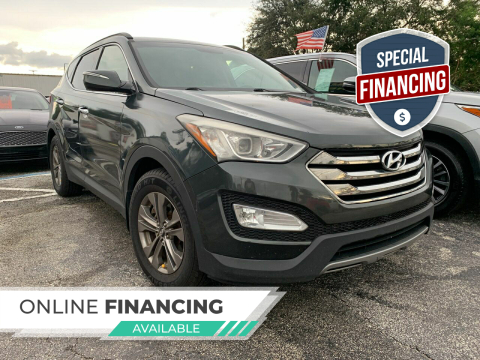 2013 Hyundai Santa Fe Sport for sale at Bargain Auto Sales in West Palm Beach FL