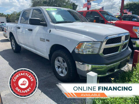 2016 RAM Ram Pickup 1500 for sale at Bargain Auto Sales in West Palm Beach FL