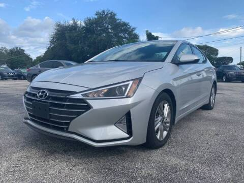 2020 Hyundai Elantra for sale at Bargain Auto Sales in West Palm Beach FL