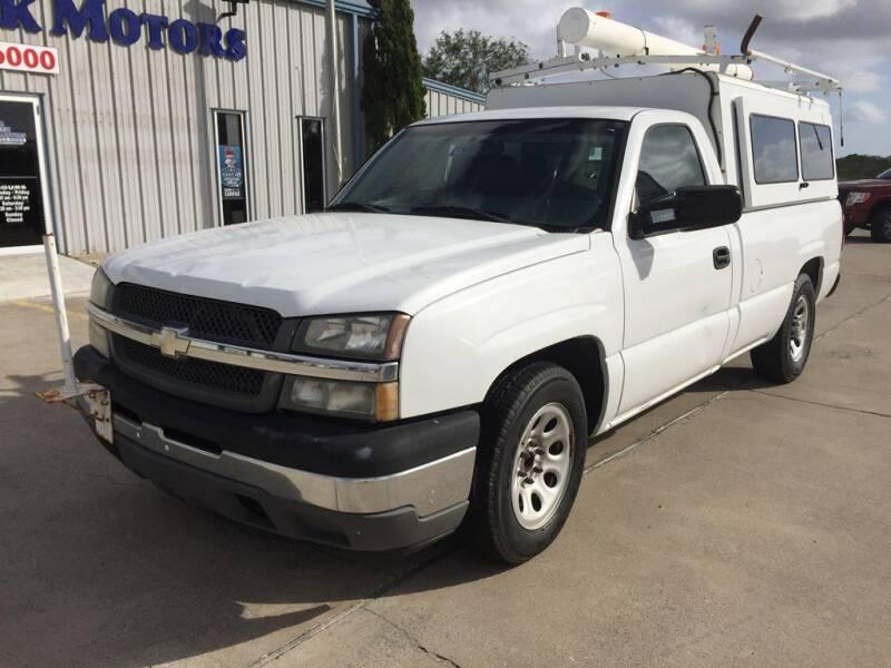 2005 Chevrolet Silverado 1500 (image 2)