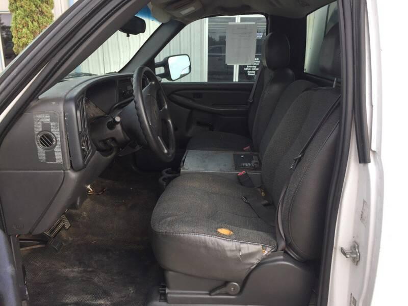 2005 Chevrolet Silverado 1500 (image 7)