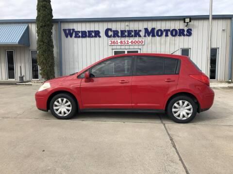 2009 Nissan Versa 1.8 S for sale at Weber Creek Motors in Corpus Christi TX