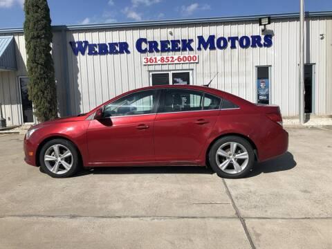 2014 Chevrolet Cruze 2LT Auto for sale at Weber Creek Motors in Corpus Christi TX