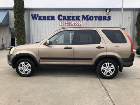 2004 Honda CR-V EX for sale at Weber Creek Motors in Corpus Christi TX