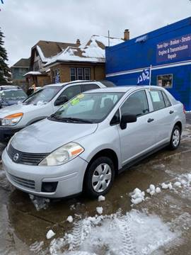 2009 Nissan Versa 1.6 for sale at Auto Fix Sales and Service in Milwaukee WI
