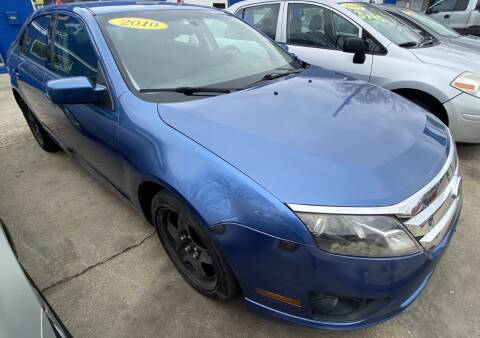 2012 Ford Fusion SE for sale at Auto Fix Sales and Service in Milwaukee WI