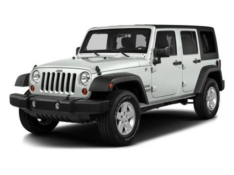 2016 Jeep Wrangler Unlimited for sale at Toyota Direct in Columbus OH