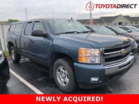 2009 Chevrolet Silverado 1500 for sale at Toyota Direct in Columbus OH