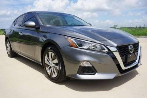 2019 Nissan Altima 2.5 S for sale at Pleasant Auto Group in Chantilly VA