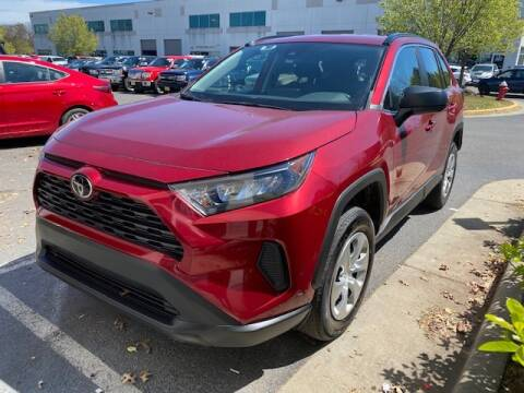 2019 Toyota RAV4 LE for sale at Pleasant Auto Group in Chantilly VA