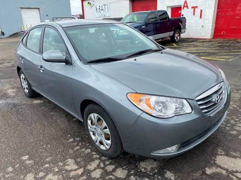 2010 Hyundai Elantra for sale at Auto Tech Car Sales and Leasing in Saint Paul MN