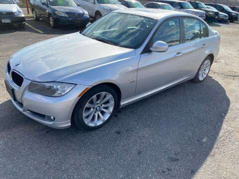 2011 BMW 3 Series for sale at Auto Tech Car Sales and Leasing in Saint Paul MN