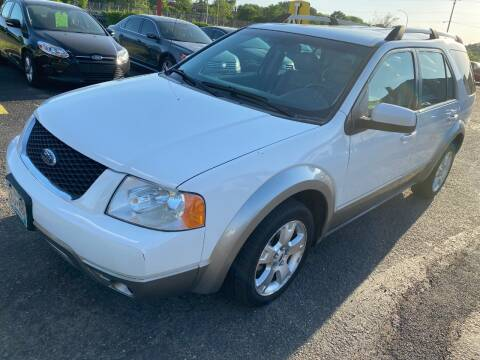 2006 Ford Freestyle for sale at Auto Tech Car Sales and Leasing in Saint Paul MN