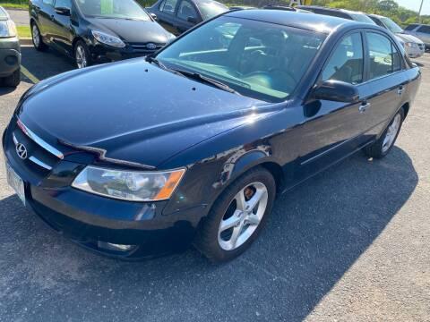 2007 Hyundai Sonata for sale at Auto Tech Car Sales and Leasing in Saint Paul MN