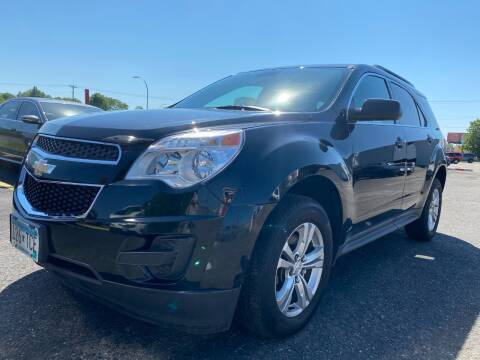 2015 Chevrolet Equinox for sale at Auto Tech Car Sales and Leasing in Saint Paul MN