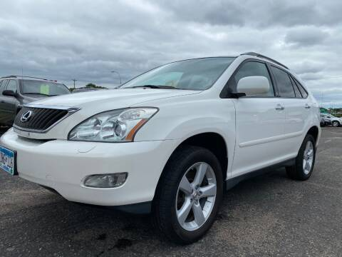 2008 Lexus RX 350 for sale at Auto Tech Car Sales and Leasing in Saint Paul MN
