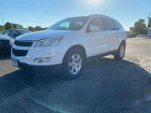 2012 Chevrolet Traverse for sale at Auto Tech Car Sales and Leasing in Saint Paul MN
