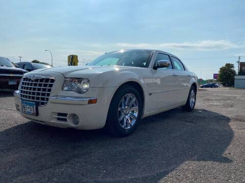 2005 Chrysler 300 for sale at Auto Tech Car Sales and Leasing in Saint Paul MN
