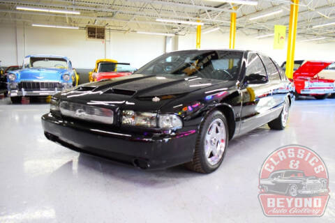 1996 Chevrolet Impala for sale at Classics and Beyond Auto Gallery in Wayne MI