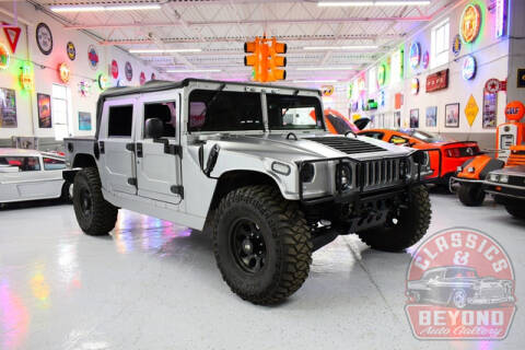1997 HUMMER H1 for sale at Classics and Beyond Auto Gallery in Wayne MI