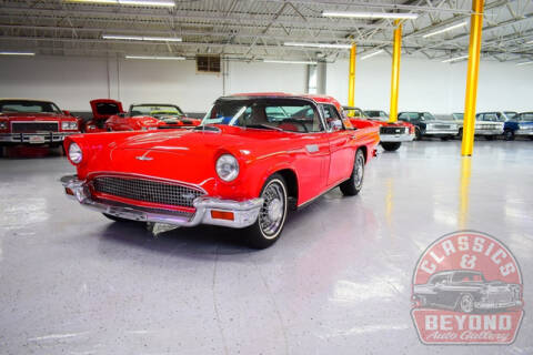 1957 Ford Thunderbird for sale at Classics and Beyond Auto Gallery in Wayne MI