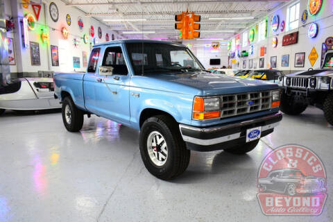 1989 Ford Ranger for sale at Classics and Beyond Auto Gallery in Wayne MI