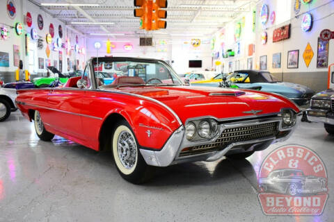 1962 Ford Thunderbird for sale at Classics and Beyond Auto Gallery in Wayne MI