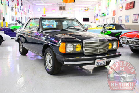 1981 Mercedes-Benz 280-Class for sale at Classics and Beyond Auto Gallery in Wayne MI
