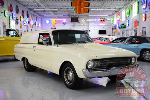 1961 Ford Falcon for sale at Classics and Beyond Auto Gallery in Wayne MI