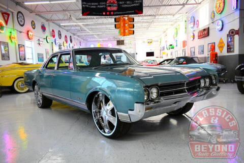 1966 Oldsmobile Delta Eighty-Eight for sale at Classics and Beyond Auto Gallery in Wayne MI