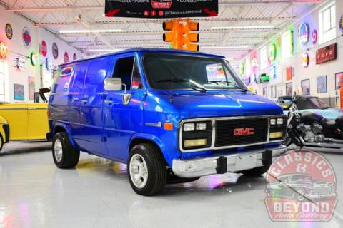 1992 GMC Vandura for sale at Classics and Beyond Auto Gallery in Wayne MI