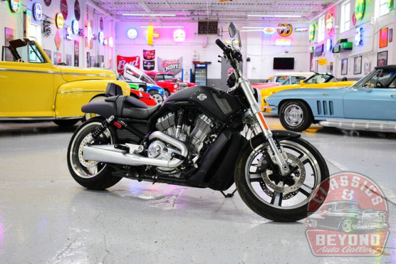2017 Harley-Davidson® V-Rod® for sale at Classics and Beyond Auto Gallery in Wayne MI