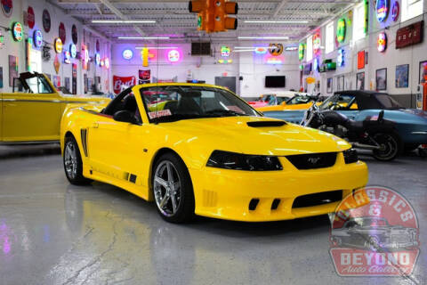 2003 Ford Mustang for sale at Classics and Beyond Auto Gallery in Wayne MI