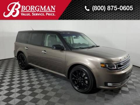 2019 Ford Flex for sale at BORGMAN OF HOLLAND LLC in Holland MI