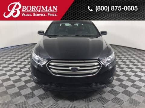 2017 Ford Taurus for sale at BORGMAN OF HOLLAND LLC in Holland MI